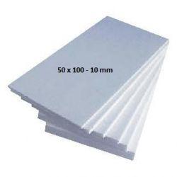 Isopor 1mt x 50cm x 10mm