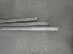 METALON GALVANIZADO 13X13 6MT